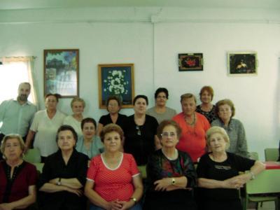 COMIENZO EL CURSO ESCOLAR DE ADULTOS O7/08